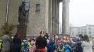 Wyjście pod pomnik Jana Pawła II