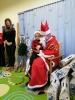 Bal Aniołów oraz Mikołaj w grupie