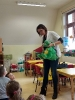 Pani Stomatolog w grupie -