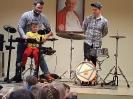 Audycja muzyczna - perkusja