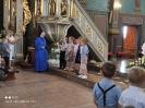 Msza św. na zakończenie roku szkolnego