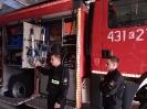 Wizyta w  Państwowej Straży Pożarnej
